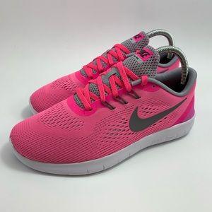 NEW Nike Free RN Pink Blast